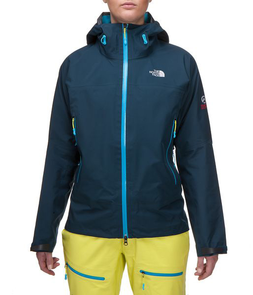 Купить Куртка туристическая THE NORTH FACE 2012-13 Summit W MINUS ONE JACKET (KODIAK BLUE) синий, Одежда туристическая, 851260