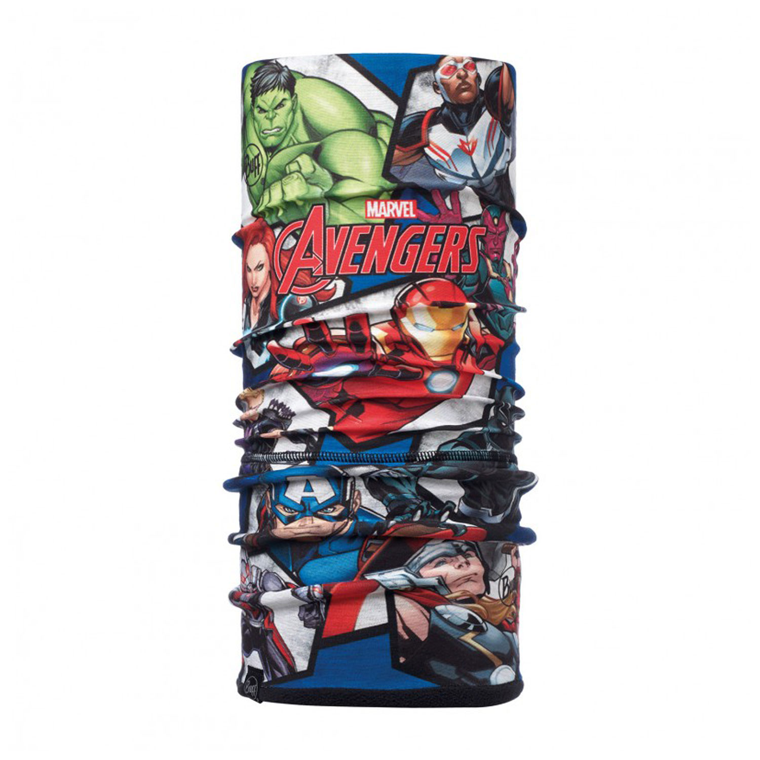 Купить Бандана BUFF SUPERHEROES POLAR JUNIOR AVENGERS TIME MULTI, Банданы и шарфы Buff ®, 1319636