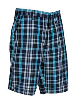 Купить Шорты для активного отдыха RIPZONE 2012 SHORTY PLAID Indigo/Electric Blue темно-синий/синий/принт Одежда туристическая 788288