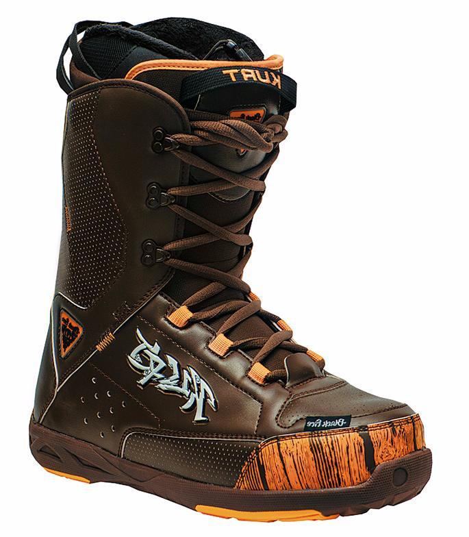 Ботинки Для Сноуборда Black Fire 2015-16 Kurt