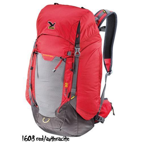 Рюкзак Salewa Hiking Peak 32 red/anthracite Рюкзаки туристические 722402  - купить со скидкой