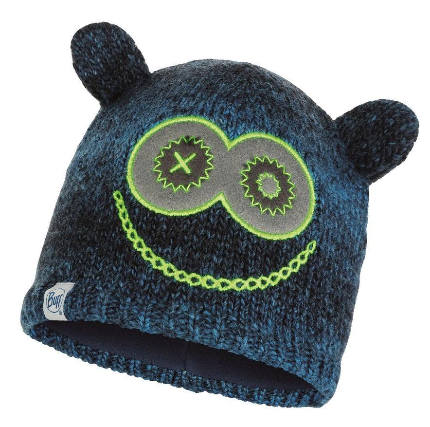 Шапка Buff Child Knitted & Polar Hat Buff Monster Merry Dark Navy-Dark Navy-Standard/od