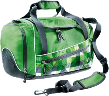Сумка Deuter 2015 School Hopper green arrowcheck