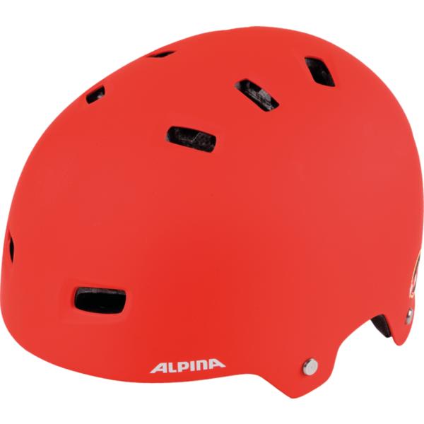 Велошлем Alpina 2018 Alpina Park Red