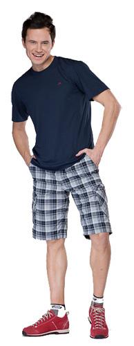 Купить Шорты для активного отдыха MAIER 2012 GLEN PRINT черный/принт Одежда туристическая 787252