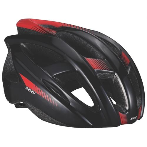 Летний Шлем Bbb 2015 Helmet Hawk Black Red