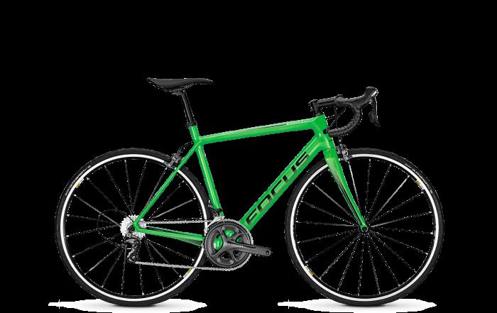 Велосипед Focus Izalco Race Ultegra 2018 Green
