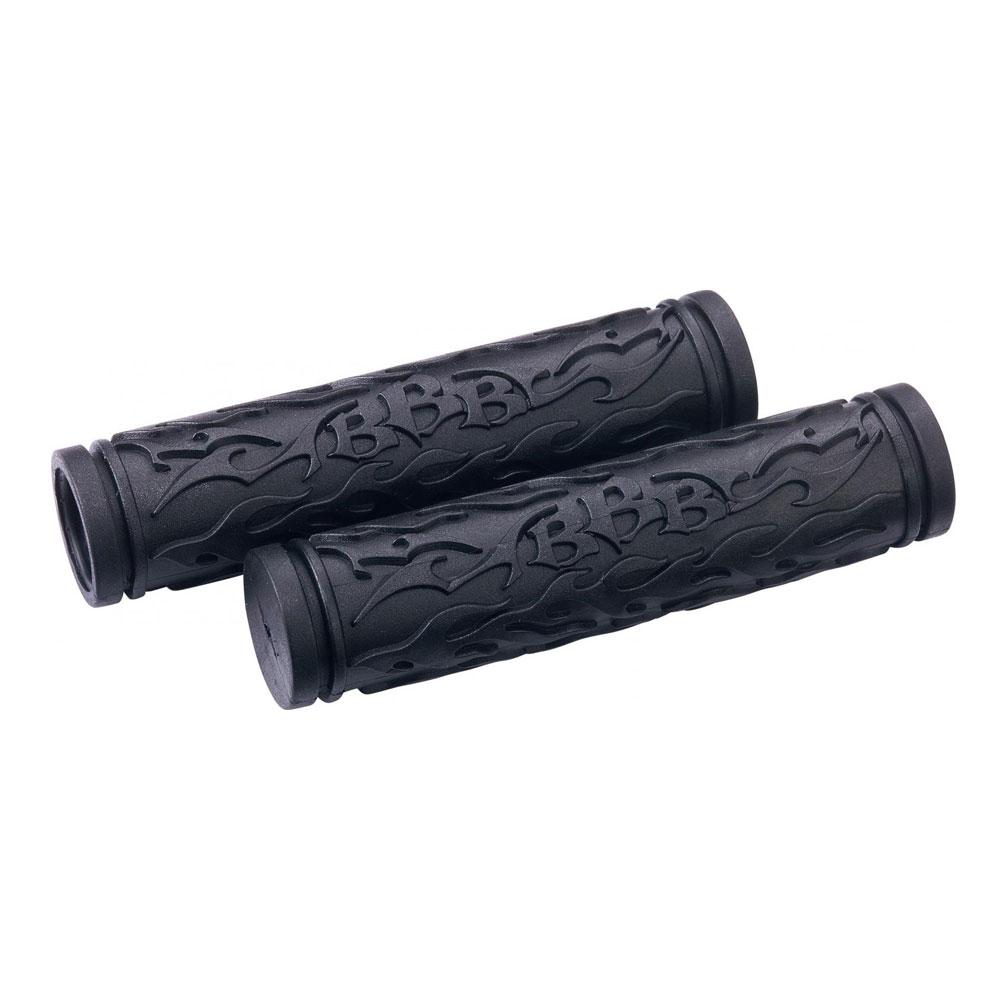 Купить Грипсы BBB FreeGrip 125 mm black, Рулевое управление, 201876