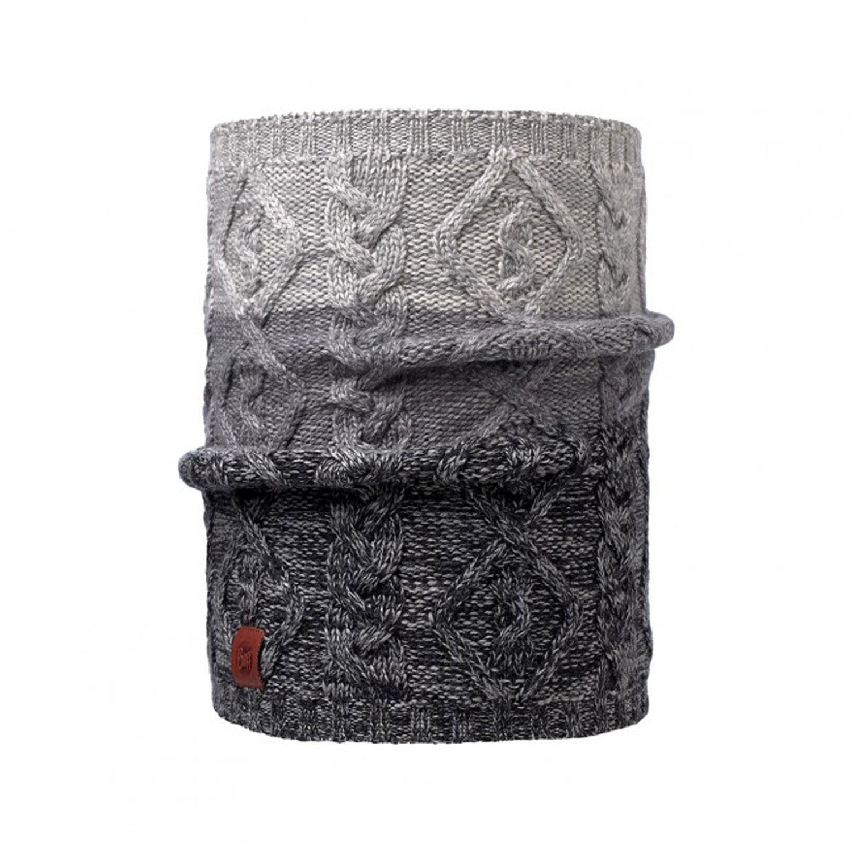 Шарф Buff Knitted Neckwarmer Comfort Nuba Graphite
