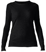 Комплект (футболка дл.рук. + брюки) MAIER 2014-15 Underwear 390117 black (чёрный)