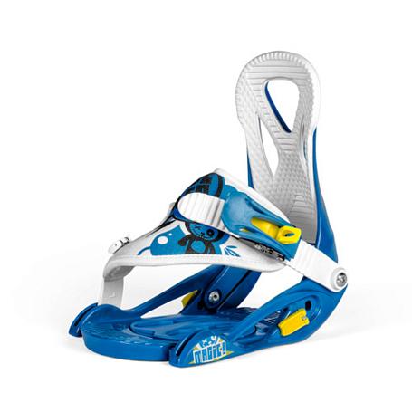 Купить Сноуборд крепления NIDECKER 2013-14 Magic blue, крепления, 1071256