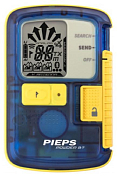 Бипер PIEPS 2020-21 Powder BT blue/yellow