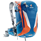 Рюкзак Deuter 2016-17 Compact EXP 12 steel-papaya