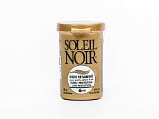 КремКосметика и уход<br>Компактный витаминизированный крем для лица SOLEIL NOIR обеспечивает питание, увлажнение и профилактику преждевременного старения кожи в любое время года. В период высокой солнечной активности и на отдыхе его рекомендуется использовать обладателям темной или загорелой кожи, а при низкой солнечной активности — всем без ограничения, в качестве универсального дневного крема для лица. <br><br>Объем 20 мл<br><br>•&amp;nbsp;&amp;nbsp;&amp;nbsp;&amp;nbsp;3 физических фильтра защиты от лучей спектра А и В<br>•&amp;nbsp;&amp;nbsp;&amp;nbsp;&amp;nbsp;Витамины Е и F с жирными кислотами Омега-3 оказывают антиоксидантное действие<br>•&amp;nbsp;&amp;nbsp;&amp;nbsp;&amp;nbsp;Витамины C-E, F, pro-А предотвращают образование свободных радикалов<br>•&amp;nbsp;&amp;nbsp;&amp;nbsp;&amp;nbsp;Бета-каротин &amp;#40;Pro-Retinol&amp;#41; —мощный антиоксидант, защищает от солнечного излучения, помогает получить ровный и стойкий загар и предотвратить старение кожи<br>•&amp;nbsp;&amp;nbsp;&amp;nbsp;&amp;nbsp;Провитамин В5 способствует регенерации, повышению эластичности и смягчению кожи<br>•&amp;nbsp;&amp;nbsp;&amp;nbsp;&amp;nbsp;Масла оливы, зародышей пшеницы и бурачника питают и восстанавливают<br><br>Применение: нанести на очищенную кожу лица. При интенсивном солнечном излучении обновлять крем каждые 2 часа.