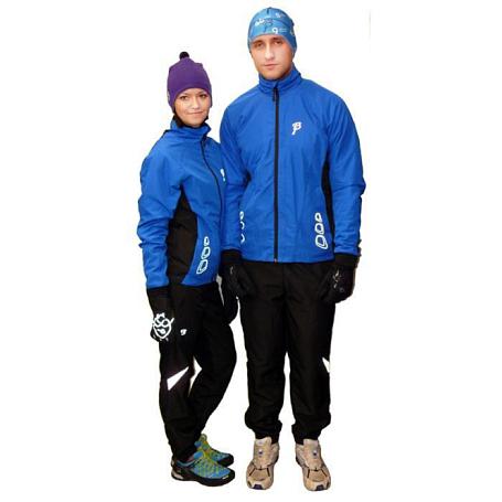 Купить Комплект беговой Bjorn Daehlie Suit Foul Skydiver/Black (синий/черный), Одежда лыжная, 854857