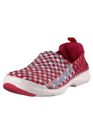 Купить Ботинки городские (низкие) Reima 2017 Fresh Stretch RASPBERRY RED Обувь для города 1325597
