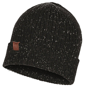 Шапка Buff KNITTED HAT KORT BLACK