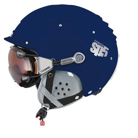Купить Зимний Шлем Casco SP-5 blue Шлемы для горных лыж/сноубордов 881720