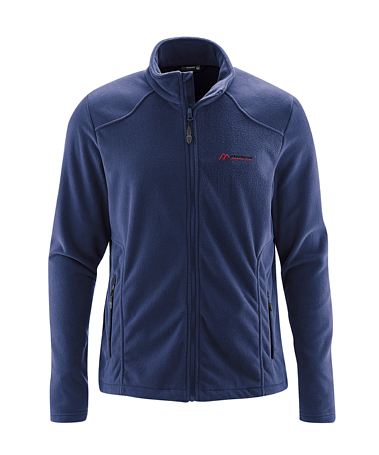Купить Флис горнолыжный MAIER 2015-16 Midlayer Iller 2 medieval blue Одежда горнолыжная 1191855