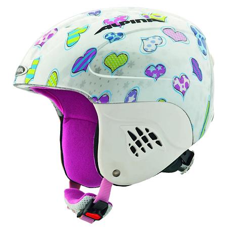 Купить Зимний Шлем Alpina CARAT, Шлемы для горных лыж/сноубордов, 1131309