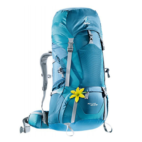 Рюкзак Deuter 2017-18 ACT Lite 60+10 SL artic-denim