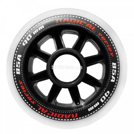 Купить Комплект колёс для роликов TEMPISH 2018 RADICAL 90x24mm 85A white, Аксессуары роликов, 1329257