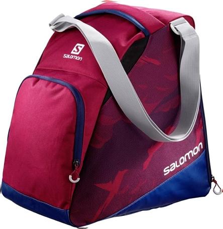 Купить Сумка для ботинок SALOMON 2017-18 EXTEND GEARBAG Beet Red/Medieval Сумки, рюкзаки 1356933