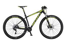 ВелосипедКолеса 29 (найнеры)<br>Горный 29 велосипед Scott Scale 960 2016. Установлены вилка Rock Shox XC 30 TK Solo Air, а также профессиональное оборудование. Scott Scale 960 2016 прекрасно подойдёт для катания как в городе, так и по пересечённой местности.<br><br>Рама и амортизаторы<br><br>Рама: Scale Alloy / 6061<br>Вилка: Rock Shox XC 30 TK Solo Air<br>Вес всего велосипеда: 13 кг<br><br>Цепная передача<br><br>Манетки: Shimano DeoreSL-M610<br>Передний переключатель: Shimano Deore FD-M610 / 34.9mm<br>Задний переключатель: Shimano XT RD-M781 SGS<br>Каретка: Shimano SM-BB71-41A / shell 41x89.5mm<br>Цепь: KMC X10<br>Педали: Wellgo M-21<br><br>Колеса<br><br>Обода: Syncros XC / Eyelets / 32H<br>Покрышка: Schwalbe Rocket Ron / 2.1<br><br>Компоненты<br><br>Передний тормоз: Shimano BR-M395 Disc<br>Задний тормоз: Shimano BR-M395 Disc<br>Руль: Syncros FL2.5 Tbar<br>Рулевая колонка: Ritchey OE Tapered 1.5 - 1 1/8 reducer<br>Подседельный штырь: Syncros FL2.5 / 31.6mm<br><br>Пол: Унисекс<br>Возраст: Взрослый