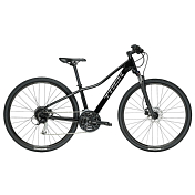 Велосипед Trek Dual Sport 3 Womens 2019 Trek Black