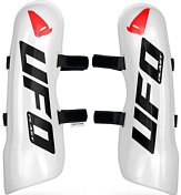 Слаломная защита NIDECKER 2019-20 Slalom knee guard adult and kids Printed white