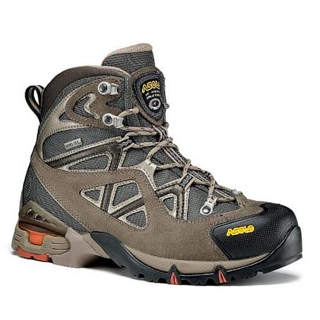 Купить Ботинки для треккинга (высокие) Asolo Hike Attiva GTX ML cortex-anthracite, Треккинговая обувь, 814669