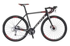 ВелосипедЦиклокроссовые<br>Шоссейный циклокроссовый велосипед Scott Speedster CX 20 Disc 2016. Установлены вилка Speedster Carbon/Alloy Disc, а также профессиональное оборудование. Scott Speedster CX 20 Disc 2016 предназначен для скоростного катания по ровным дорожным покрытиям.<br><br>Характеристики<br><br>Рама&amp;nbsp;&amp;nbsp;&amp;nbsp;&amp;nbsp;: Speedster CX Disc / D.Butted 6061 Alloy / CX geometry / Integrated Headtube<br>Вилка: Speedster Carbon/Alloy Disc<br>Манетки: Shimano Tiagra ST-4700<br>Передний переключатель: Shimano Tiagra FD-4700<br>Задний переключатель: Shimano Tiagra RD-4700-GS<br>Шатуны: Shimano FC-R460 Black<br>Каретка: Shimano BB - RS500<br>Кассета: Shimano HG 500<br>Цепь: KMC X10<br>Обода: Syncros CX Disc<br>Спицы: HTI - Standard<br>Bтулка: Formula Team 28 H<br>Покрышка: Kenda Kwick<br>Передний тормоз: Shimano BR-R317 Black Mech. Disc<br>Задний тормоз: Shimano BR-R317 Black Mech. Disc<br>Руль: Syncros RR2.0<br>Рулевая колонка: Integrated Cartridge<br>Седло: Syncros FL2.5<br>Подседельный штырь: Syncros RR2.5 31.6/300mm<br><br>Пол: Унисекс<br>Возраст: Взрослый