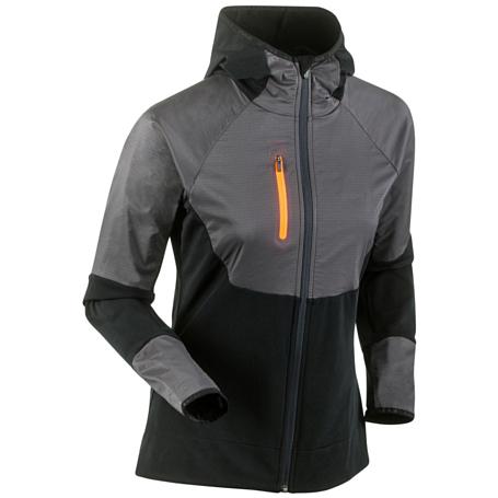 Купить Жакет беговой Bjorn Daehlie 2017-18 Full Zip Sweater Black, Одежда для бега и фитнеса, 1341113