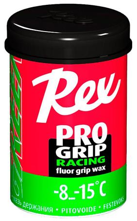 Купить фторовая мазь держания REX 2017-18 Pro Grip Green -8...-15°C, Мази и парафины, 1367566