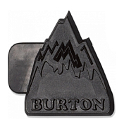 Наклейка на сноуборд BURTON RED CHANNEL MAT BLACK N