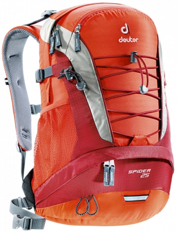 Рюкзак Deuter 2015 Daypacks Spider 25 papaya-lava