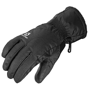 Перчатки горные SALOMON 2016-17 GLOVES FORCE DRY W BLACK