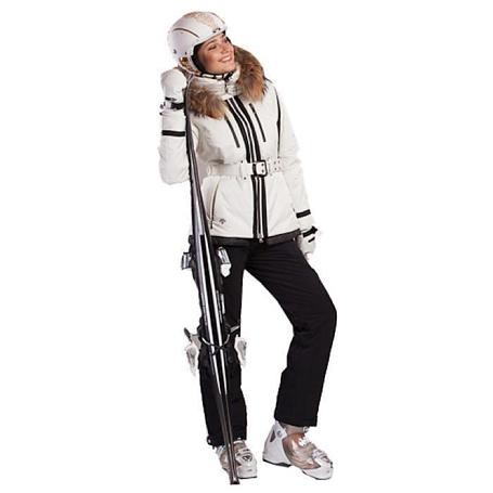 Купить Брюки горнолыжные DESCENTE 2012-13 BODY FIT BIB Black черный Одежда горнолыжная 824099