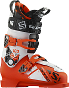 ����������� ������� SALOMON 2015-16 Ghost FS 100 Orange/White