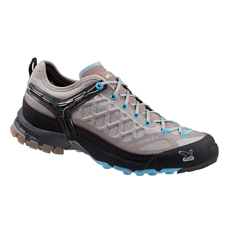 Купить Треккинговые кроссовки Salewa 2015 Tech Approach WS FIRETAIL EVO Juta/River Blue /, кроссовки, 1157501