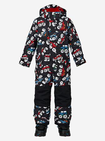 Купить Комбинезон сноубордический BURTON 2016-17 BOYS MS STRIKR O PC OFFROAD Детская одежда 1274904