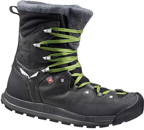 Купить Ботинки городские (высокие) Salewa Alpine Life MS SNOWCAP WP Carbon Обувь для города 1205742