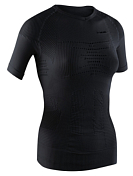 Футболка X-bionic 2016-17 Trekking Summerlight Lady UW Shirt SH SL B014 / Черный