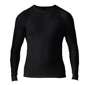 Комплект (футболка дл.рук. + брюки) MAIER 2015-16 Underwear 998180 black / чёрный