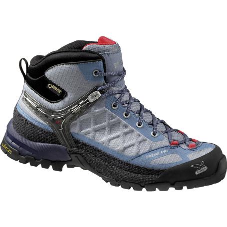 Купить Ботинки для треккинга (высокие) Salewa WS FIRETAIL EVO MID GTX Moon/Iceland Треккинговая обувь 1090333