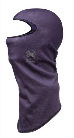 Купить Маска (балаклава) BUFF BALACLAVA Wool WOOL PLUM Банданы и шарфы Buff ® 1079827