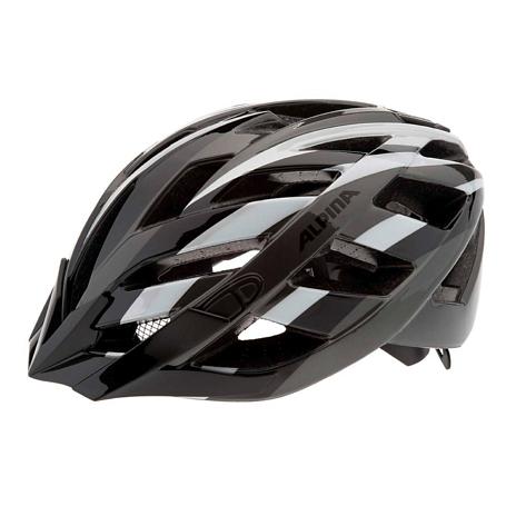 Купить Летний шлем Alpina TOUR Panoma black-titanium-white, Шлемы велосипедные, 1180055
