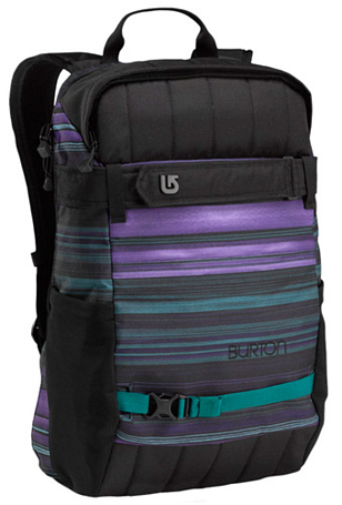 Рюкзак BURTON 2013-14 DAY HIKER 23 HIGH TIDE STRIPE