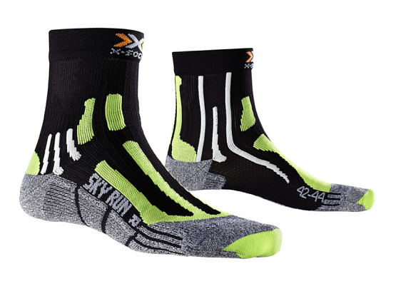 Купить Носки X-Bionic 2016-17 X-SOCKS SKY RUN TWO B203 / Черный 1277691