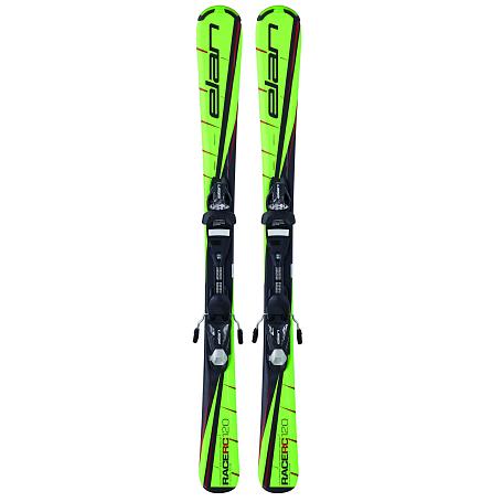 Купить Горные лыжи с креплениями Elan 2015-16 RC RACE QT EL 4.5, лыжи, 1195944